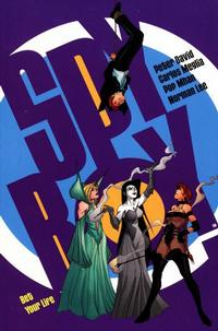 Cover Thumbnail for SpyBoy (Dark Horse, 2001 series) #[3] - Bet Your Life