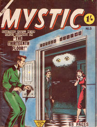Cover Thumbnail for Mystic (L. Miller & Son, 1960 series) #3