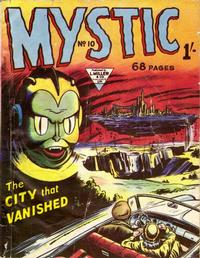 Cover Thumbnail for Mystic (L. Miller & Son, 1960 series) #10
