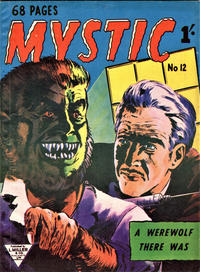 Cover Thumbnail for Mystic (L. Miller & Son, 1960 series) #12