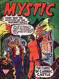 Cover Thumbnail for Mystic (L. Miller & Son, 1960 series) #30