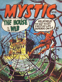 Cover Thumbnail for Mystic (L. Miller & Son, 1960 series) #31