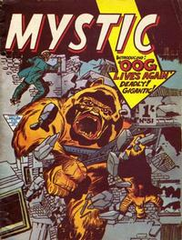 Cover Thumbnail for Mystic (L. Miller & Son, 1960 series) #51