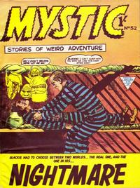 Cover Thumbnail for Mystic (L. Miller & Son, 1960 series) #52