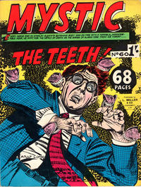 Cover Thumbnail for Mystic (L. Miller & Son, 1960 series) #60
