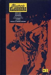 Cover Thumbnail for Illustrerte Klassikere (Hjemmet / Egmont, 2006 series) #8