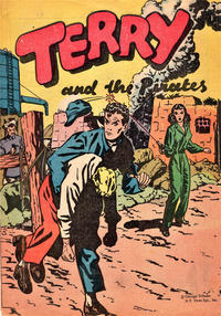 Cover Thumbnail for Terry and the Pirates [Popped Wheat Giveaway] (Sig Feuchtwanger, 1947 series)