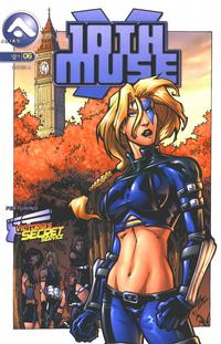 Cover Thumbnail for Tenth Muse (Alias, 2005 series) #6