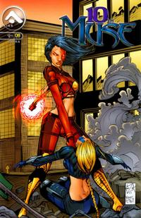 Cover Thumbnail for Tenth Muse (Alias, 2005 series) #8