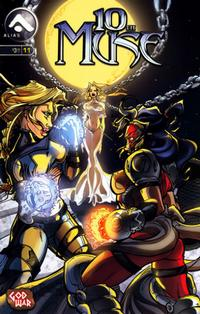Cover Thumbnail for Tenth Muse (Alias, 2005 series) #11