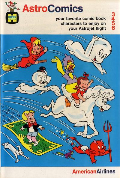 Cover for Astro Comics (Harvey, 1968 series) #[1968-3]