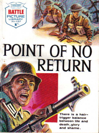 Cover for Battle Picture Library (IPC, 1961 series) #137