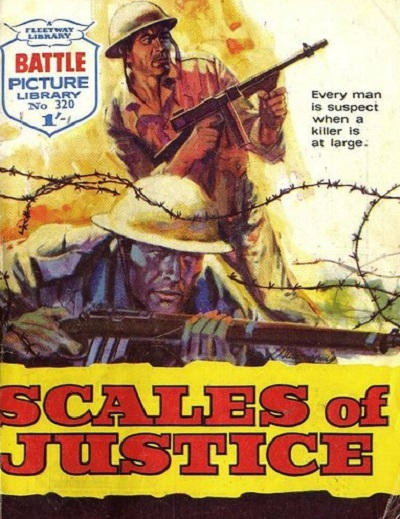 Cover for Battle Picture Library (IPC, 1961 series) #320