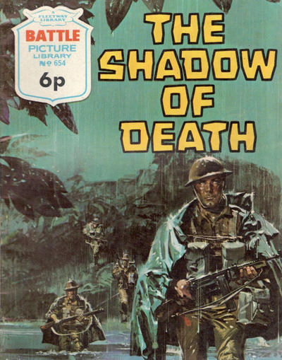 Cover for Battle Picture Library (IPC, 1961 series) #654