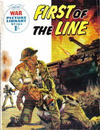 Cover Thumbnail for War Picture Library (IPC, 1958 series) #165
