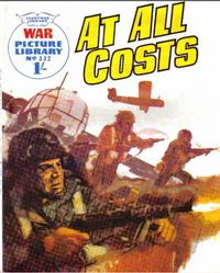 Cover Thumbnail for War Picture Library (IPC, 1958 series) #332
