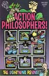 Cover for Action Philosophers (Evil Twin Comics, 2005 series) #[nn] - The Lightning Round