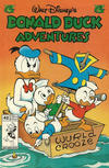 Cover for Walt Disney's Donald Duck Adventures (Gladstone, 1993 series) #42 [Direct Market]
