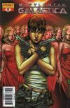 Cover for Battlestar Galactica (Dynamite Entertainment, 2006 series) #9