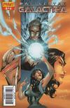 Cover for Battlestar Galactica (Dynamite Entertainment, 2006 series) #12 [Cover A Stephen Segovia]
