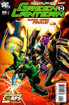 Cover for Green Lantern (DC, 2005 series) #25