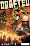 Cover for Drafted (Devil's Due Publishing, 2007 series) #2