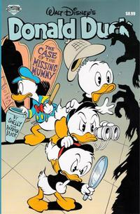 Cover Thumbnail for Walt Disney's Donald Duck in The Case of the Missing Mummy (Gemstone, 2007 series)