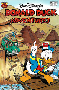 Cover Thumbnail for Walt Disney's Donald Duck Adventures (Gladstone, 1993 series) #29