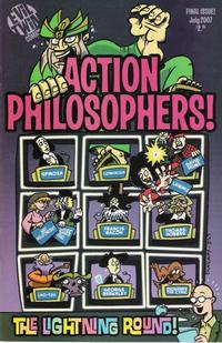 Cover Thumbnail for Action Philosophers (Evil Twin Comics, 2005 series) #[nn] - The Lightning Round