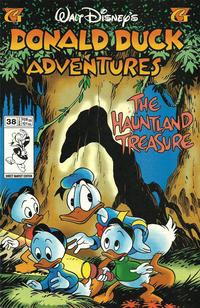 Cover Thumbnail for Walt Disney's Donald Duck Adventures (Gladstone, 1993 series) #38 [Direct]