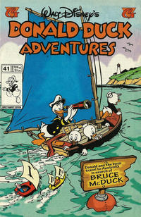 Cover Thumbnail for Walt Disney's Donald Duck Adventures (Gladstone, 1993 series) #41