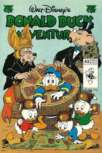 Cover Thumbnail for Walt Disney's Donald Duck Adventures (Gladstone, 1993 series) #43