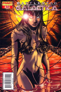 Cover Thumbnail for Battlestar Galactica (Dynamite Entertainment, 2006 series) #10