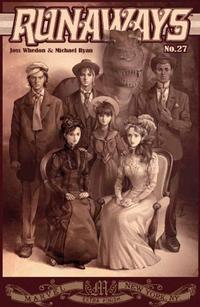 Cover Thumbnail for Runaways (Marvel, 2005 series) #27