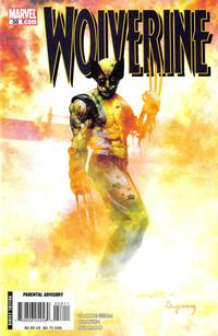 Cover Thumbnail for Wolverine (Marvel, 2003 series) #58