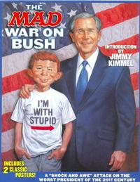 Cover Thumbnail for The Mad War on Bush (EC, 2007 series)