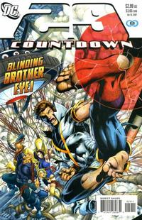 Cover Thumbnail for Countdown (DC, 2007 series) #29