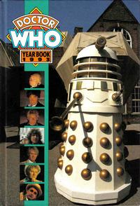 Cover Thumbnail for Doctor Who Yearbook [1993] (Marvel UK, 1992 series)