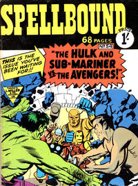 Cover Thumbnail for Spellbound (L. Miller & Son, 1960 ? series) #54