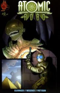 Cover Thumbnail for Atomic Robo (Red 5 Comics, Ltd., 2007 series) #3
