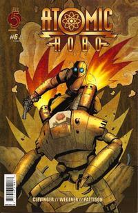 Cover Thumbnail for Atomic Robo (Red 5 Comics, Ltd., 2007 series) #6