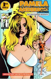 Cover Thumbnail for Pamela Anderson Uncovered (Whitney Publishing Corp., 1995 series) #1