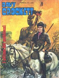 Cover Thumbnail for Davy Crockett Gigante (Edinational, 1975 series) #1