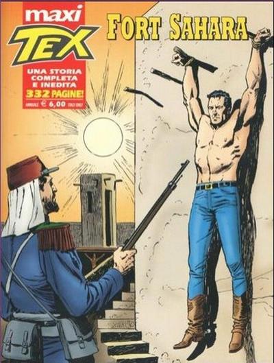Cover for Maxi Tex (Sergio Bonelli Editore, 1991 series) #11