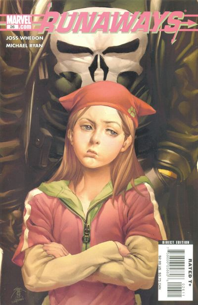 Cover for Runaways (Marvel, 2005 series) #26