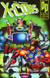 Cover Thumbnail for The Unfunny X-Cons (1992 series) #1 [Second Printing]