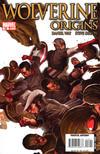 Cover for Wolverine: Origins (Marvel, 2006 series) #18