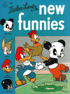 Cover for Walter Lantz New Funnies (Dell, 1946 series) #110