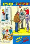 Cover for 150 New Cartoons (Charlton, 1962 series) #57