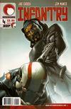 Cover for Infantry (Devil's Due Publishing, 2004 series) #4